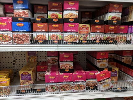TBS Mart: More masala mixes