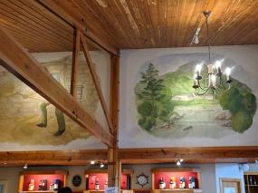 Glenfarclas: Murals