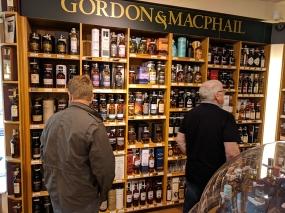 Gordon & MacPhail: More