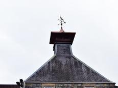 Glenfiddich: Pagoda closeup