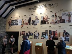 Glenfiddich: Poneering heritage