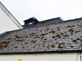 Cragganmore: Roof