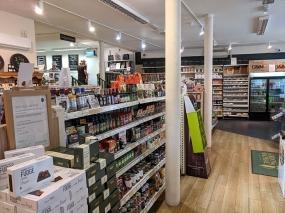 Gordon & MacPhail: Shop Entrance