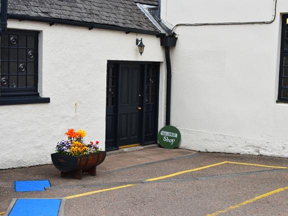 Cragganmore: Shop