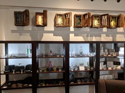 Glenfiddich: Glassware