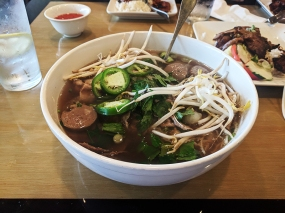 Pho Valley: Topped up
