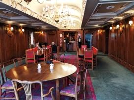 Glenfarclas: Tasting room