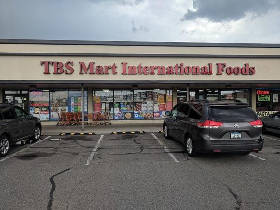 TBS Mart