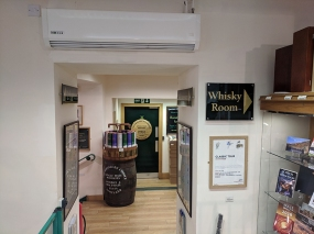 Gordon & MacPhail: To the Whisky Room