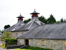 Glenfiddich: Twin pagodas