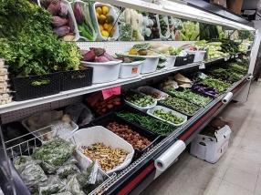 TBS Mart: Vegetables