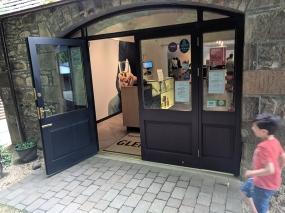 Glen Grant: Visitor centre