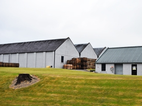 Glenfiddich: Warehouses