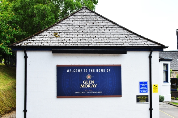 Glen Moray: Welcome