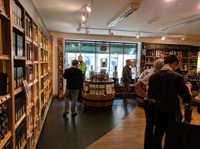 Gordon & MacPhail: Whisky Room