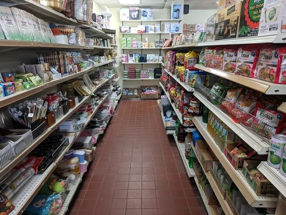 Hana Market: Noodles etc.
