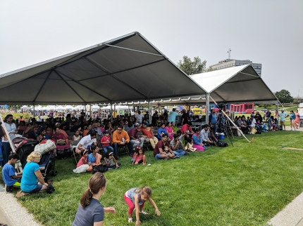 India Fest 2018: Audience