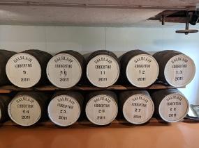 Balblair: Barrels