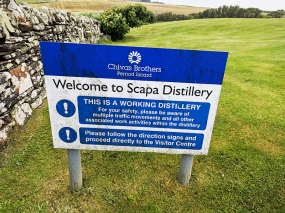 Scapa: Beach Welcome