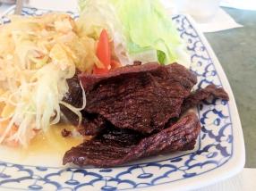 Ruam Mit Thai: Beef Jerky