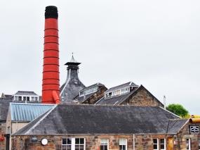 Balblair: Distillery buildings