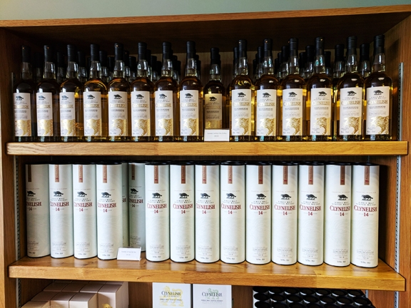 Clynelish: Clynelish 14 and Distillery Only