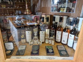 Clynelish: Clynelish Display