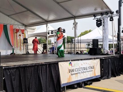 India Fest 2018: Cultural Stage