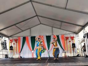 India Fest, 2018: Dancers