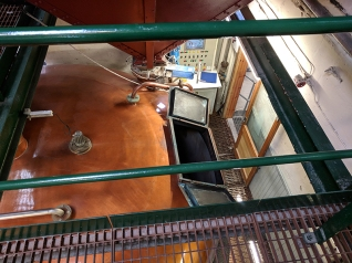 Pulteney: Down to the Mash Tun