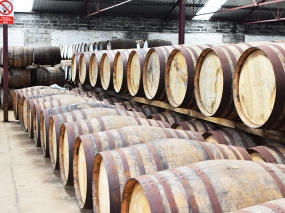 Pulteney: More Dunnage Casks