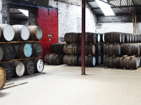 Pulteney: Dunnage Casks