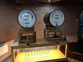 Pulteney: Fill Your Own Casks