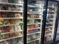 Hana Market: More frozen goods