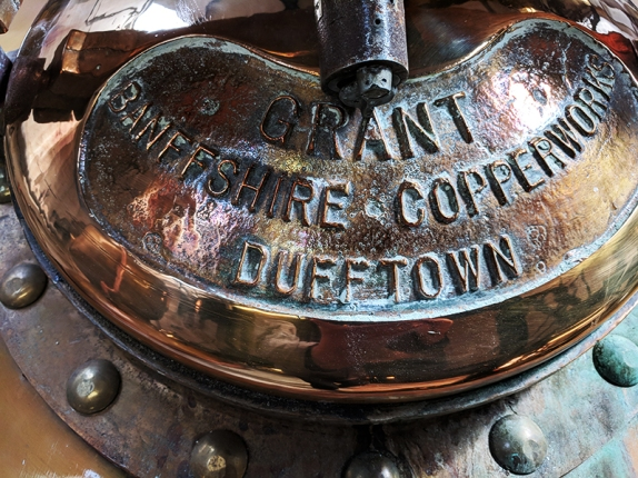Pulteney: Grant Copperworks