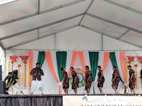 India Fest 2018: Group dance