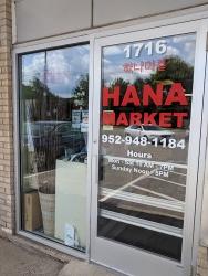 Hana Market: Hours