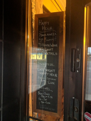 Ngon Bistro: Happy Hour
