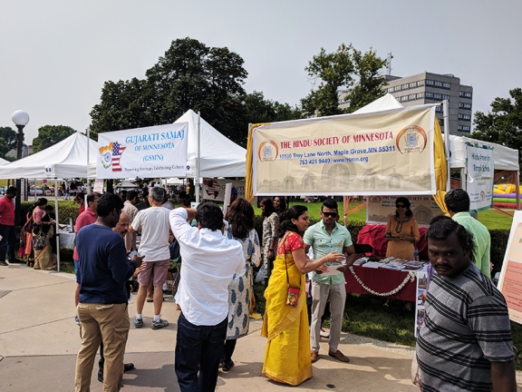 India Fest 2018: Hindu Society