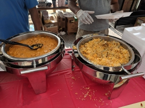 India Fest 2018: Hyderabad biryani