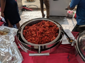 India Fest 2018: Hyderabad chilli chicken