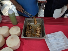 India Fest 2018: Hyderabad grilled meats