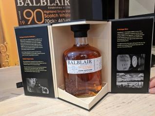 Balblair: Bottle 226