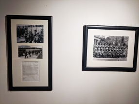 A very touching set of pictures, sent to the distillery by a gentleman whose grandfather was stationed there duing WW2.