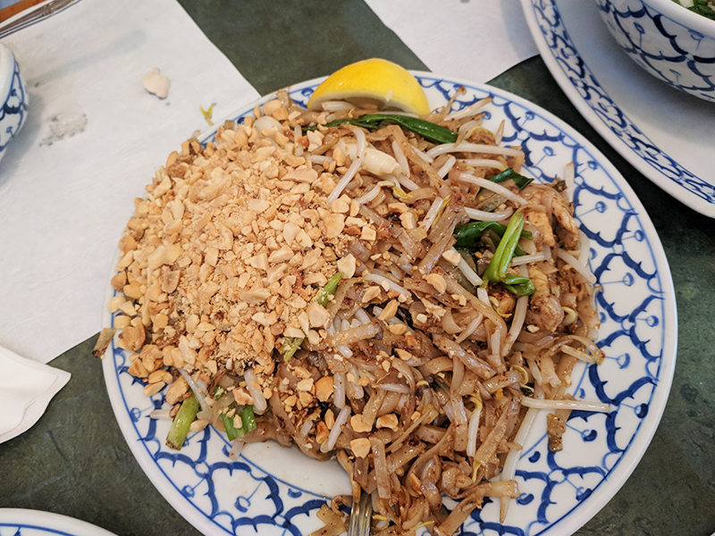Thai Food Near My Current Location