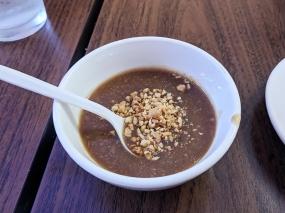Saigon Palace: Peanut Sauce