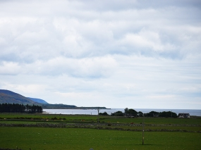 Clynelish: The sea to one side