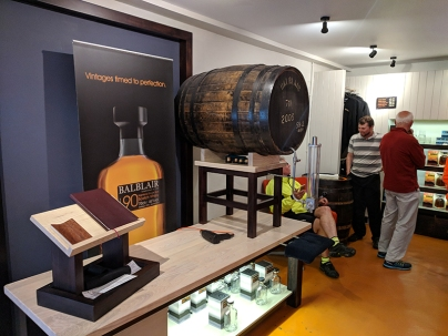 Balblair: Fill your own cask