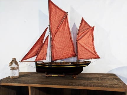 Pulteney: Tasting Room Ship
