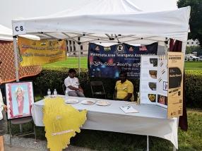 India Fest 2018: Telangana Association